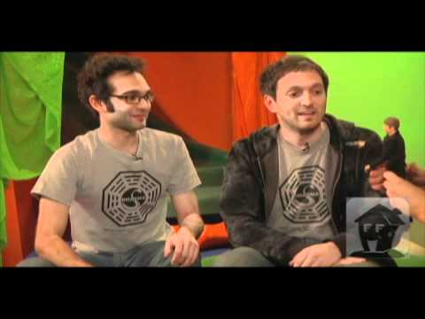 Fanboy Funhouse: Fine Brothers Interview - YouTube