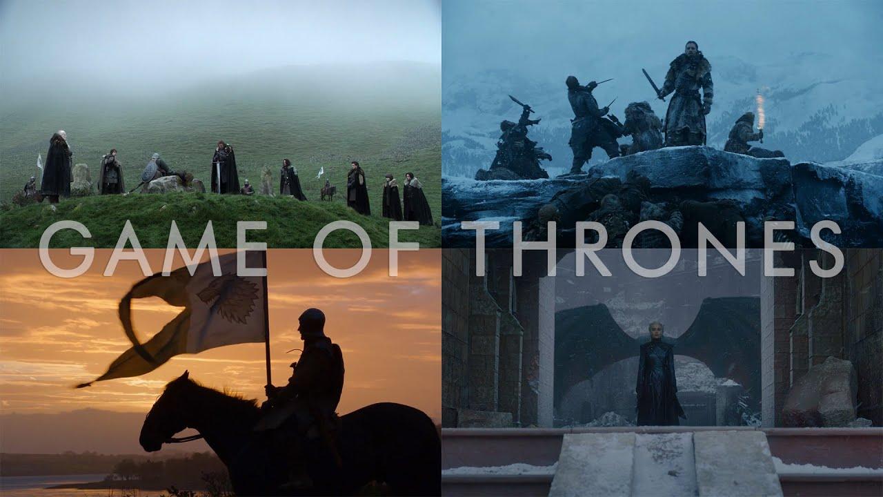Download Amazing Shots of GAME OF THRONES