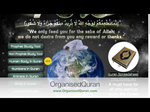 Quran Study Websites - YouTube