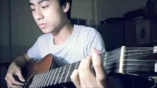 Lặng thầm yêu cover - Minh Quân