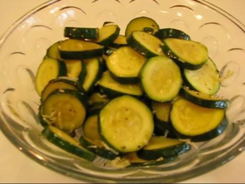 Save Betty's Summer Sauteed Zucchini Pictures