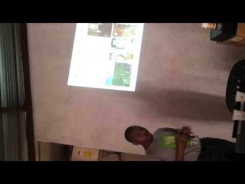 Lecture about FLP in Mozambique 24 08 2014