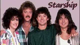 "Starship  ""We Built This City"" 1985 My Extended Version!!"