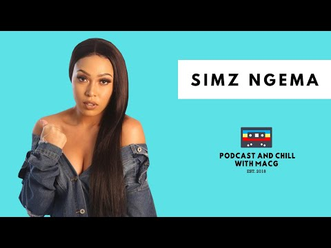 Episode 256| Simz Ngema on Dumi Masilela , Pregnancy, Tino Chinyani , TV Career , Social Media