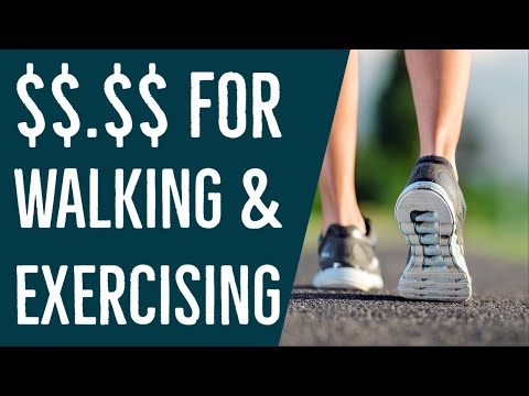 Apps That Pay You For Walking & Exercising | Updated (Android And IPhone)