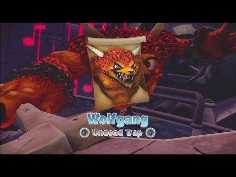 Skylanders: Trap Team - Wolfgang Boss Battle
