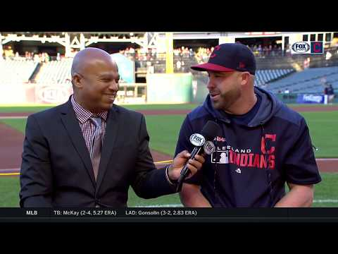 Jason Carr - Indians' Kipnis Says It Will Be Hard To Leave Cleveland