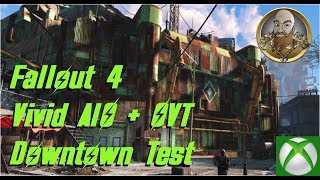 Video Fallout 4 Performance Test with Vivid AIO and Optimized Vanilla Textures download MP3, 3GP, MP4, WEBM, AVI, FLV Oktober 2018