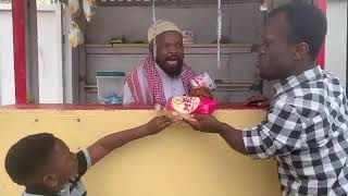 ALHAJI MUSA - CAUGHT RED HANDED (Nedu Wazobia Fm)
