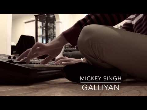 Mickey Singh - Galliyan (Piano Version)