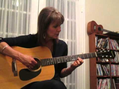 House On Pooh Corner Kenny Loggins Guitar Play-Along (Part 2)