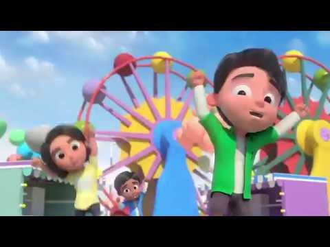CandyLand Funny Bunny TVC August 2016