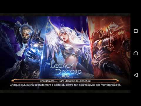 Astuces legacy of Discord fr