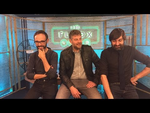 Raúl Cimas en directo en el Floox Show