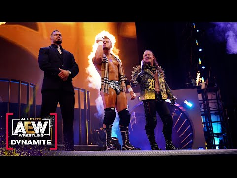 What the Hell Just Happened to the Inner Circle?   AEW Dynamite, 1/20/21