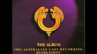 JCS Australian Cast 1992 - Heaven On Their Minds