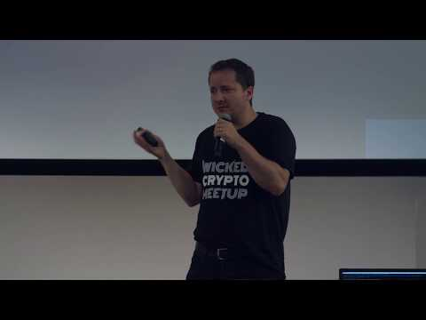 Wicked Crypto Meetup #1: Bitcoin Open Challenges by Giacomo Zucco