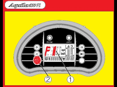 how to read fi fault code hyosung gv650 and gt650 youtube rh youtube com