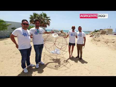 Plastic Free, Iniziativa All'Aquaselz Di San Leone