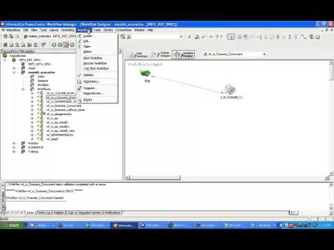 CONCURRENT EXECUTION OF WORKFLOW IN INFORMATICA BY MANISH