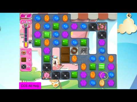 Candy Crush Saga Level 2293 NO BOOSTERS Cookie