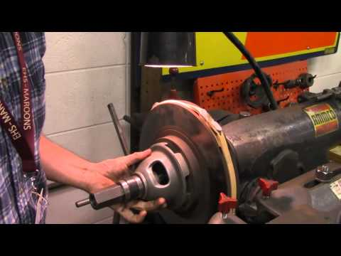 AMMCO Brake Lathe (Rotor)
