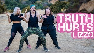 Truth Hurts - Lizzo | Caleb Marshall | Dance Workout