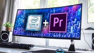 The REAL Reason We Switched to INTEL For Adobe Premiere Video Production!