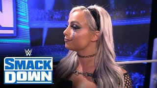 Liv Morgan is ready for all challenges that come her way: SmackDown Exclusive, Sept. 17, 2021