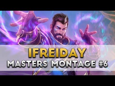 SMITE - iFreiday's Masters Montage #6