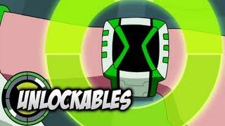 Ben 10: Omniverse DS/3DS - Unlockables