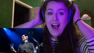 Reaction! Devin Townsend Project - Universal Flames (Live)