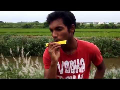 Padayappa Theme In Mouth Organ.