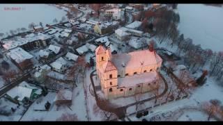 Troki z lotu ptaka/Trakai iš oro 4K /wilnoteka.lt