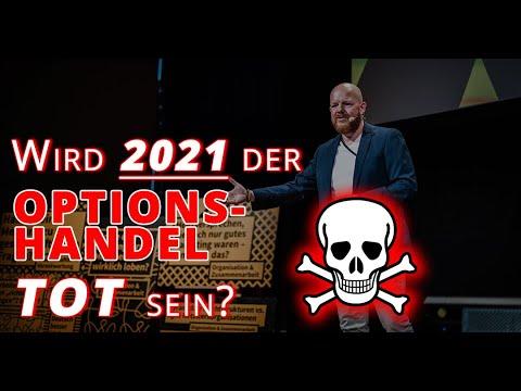 Wird 2021 der Optionshandel tot sein? | Jens Rabe
