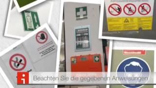 Sicherheitshinweise Drehmaschine