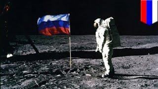 видео Cобирается ли Россия отправить космонавтов на Луну?