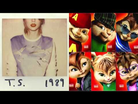 Shake It Off - Taylor Swift (Chipmunk Version)