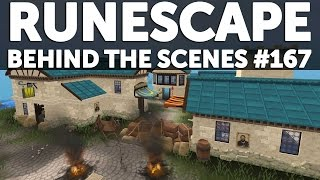 RuneScape BTS #167 - The Invasion of Falador & Falador Graphical Update