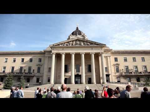 The Masonic Mysteries of the Legislative Building in Winnipeg - Manitoba, Canada
