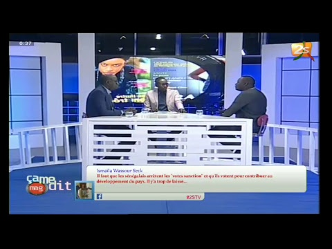 Diffusion en direct de 2stvsenegal