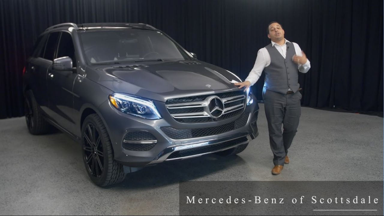 Premium 2 Package - 2017 Mercedes-Benz GLE 350 from ...
