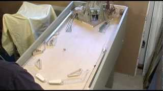 Indiana Jones Homemade Pinball Machine Part 2