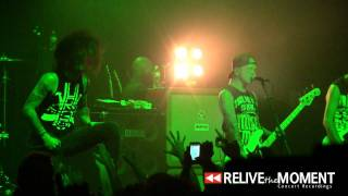 2011.09.15 Miss May I - Monument (Live in Palatine, IL)