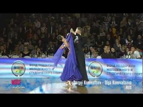 2012 GrandSlam Standard Moscow | The TV Highlight