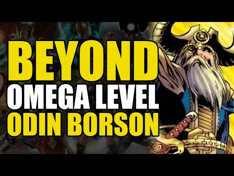 Beyond Omega Level: Odin   Comics Explained
