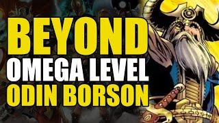 Beyond Omega Level: Odin | Comics Explained