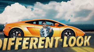 DIFFERENT LOOK (Motion Poster) | SAM SAINI | New Punjabi Songs 2017 | AMAR AUDIO