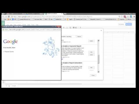 Google analytics Magic script part 1