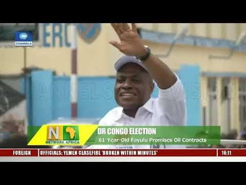 DR Congo Election: 61-Year-Old Fayulu Promises Oil Contracts |Network Africa|